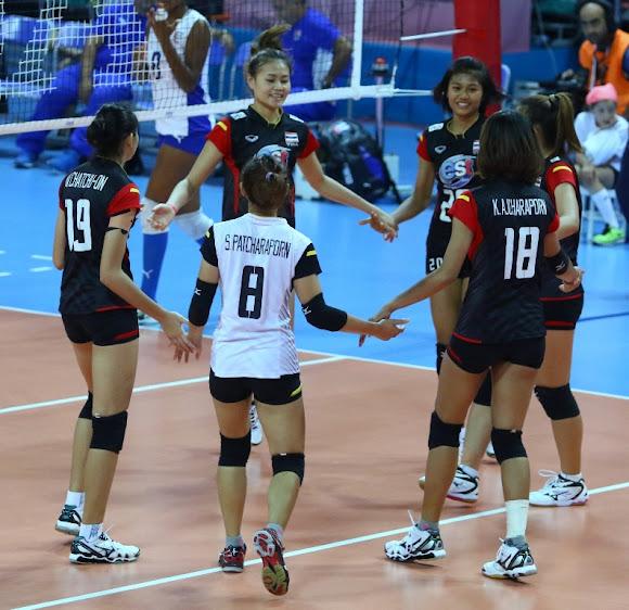 ตัวรับตบยอดเยี่ยม 8 พัชราภรณ์ สิทธิศาสตร์ Best Diggers_ 8 Patcharaporn Sittisad  THA u23.women.2015.volleyball.fivb