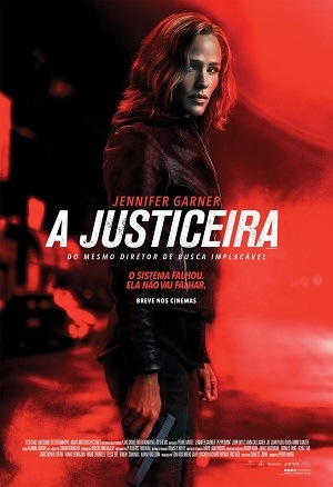A Justiceira - Legendado Filmes Torrent Download capa