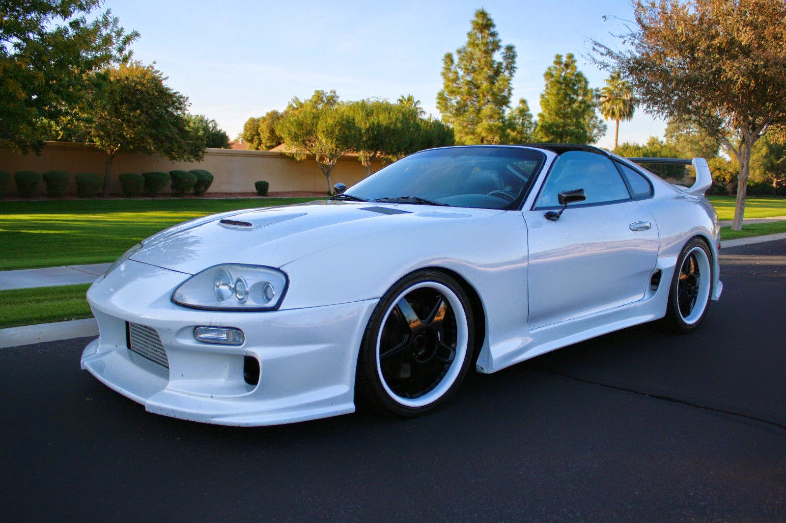how to buy a toyota supra