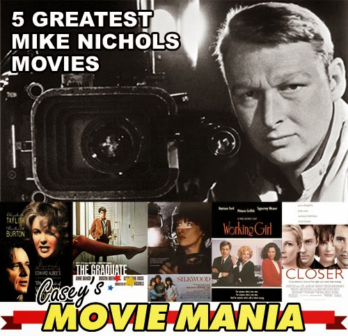 Retrospective: 5 Greatest Mike Nichols Movies