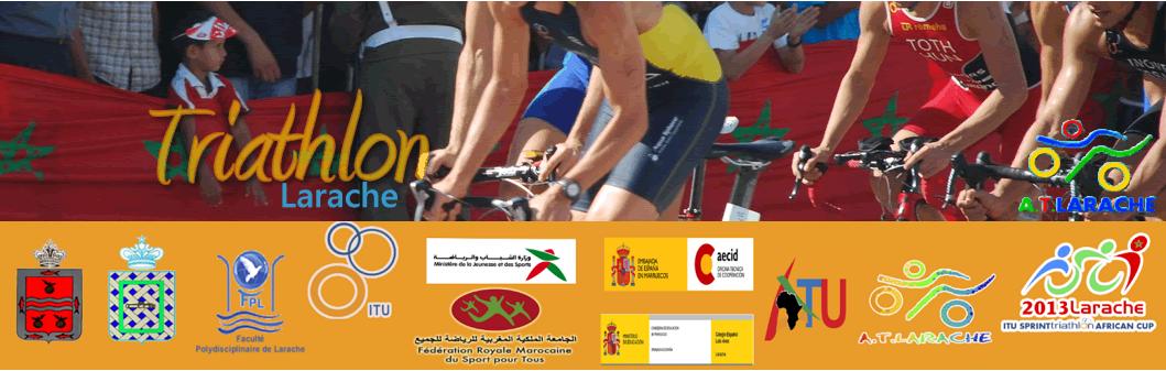 Triathlon Larache Maroc