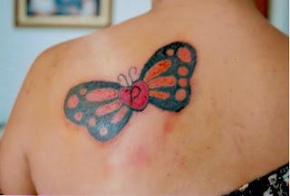 fotos de tatuagens de borboleta