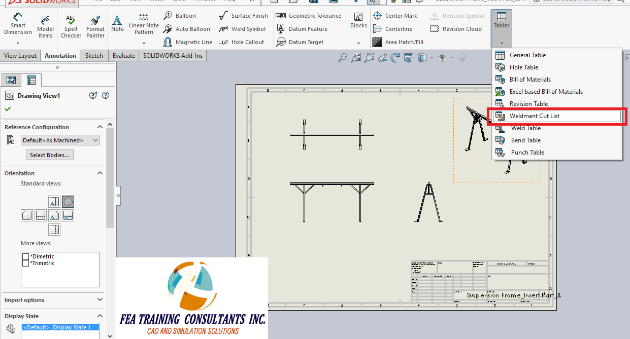 SolidWorks Technical TipsSolidWorks Reseller TorontoOntarioFEA - Solidworks electrical schematic serial number