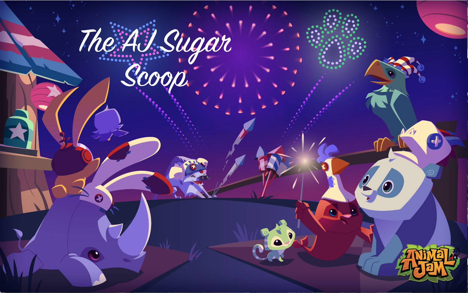 The AJ Sugar Scoop