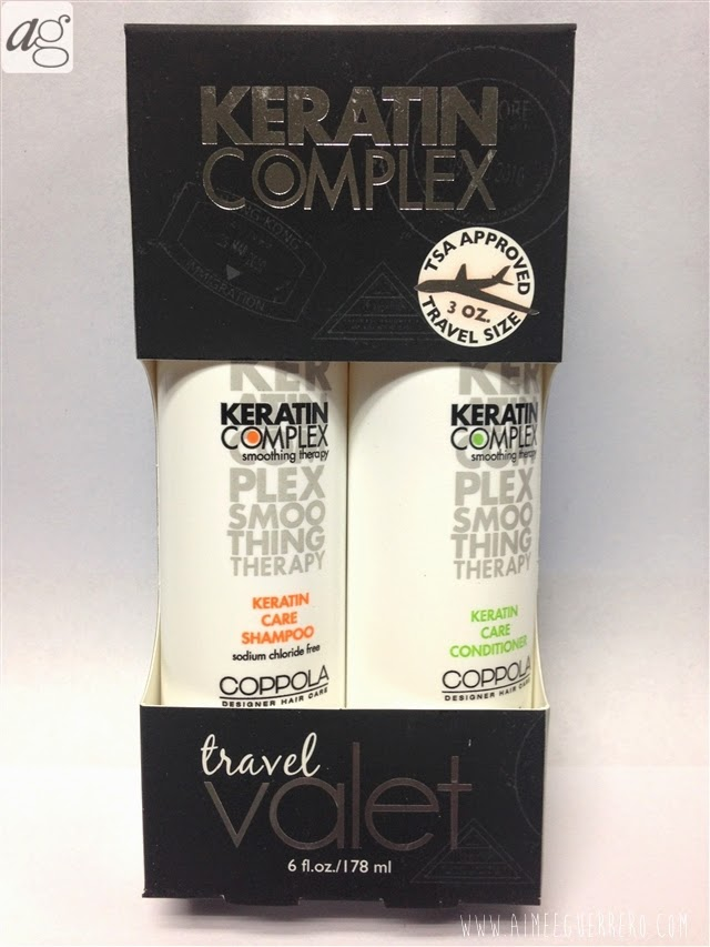 KERATIN COMPLEX Travel Valet Care - Full Size 89ml | Php 495