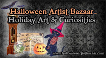 Halloween Artist Bazaar official website