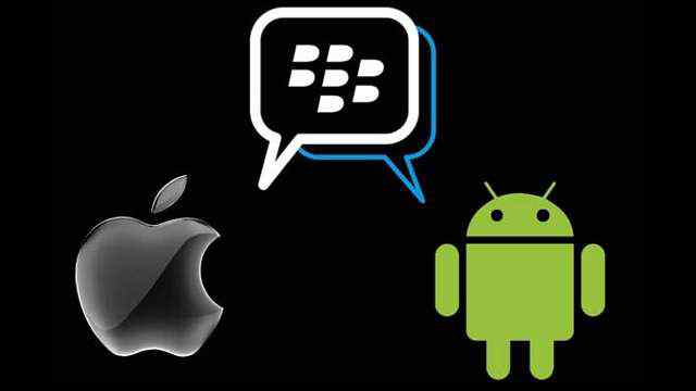 BlackBerry Messanger (BBM) Dipastikan Sambangi Android September Mendatang