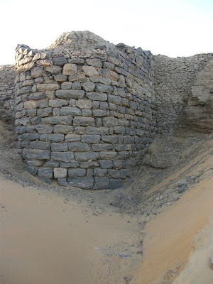 Medieval tower and paintings discovered in Sudan