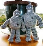 http://www.ravelry.com/patterns/library/gerald-the-grey-robot