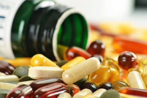 Consume Hierro y vitaminas