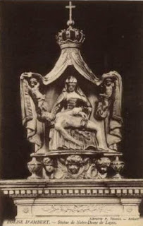 Notre Dame de Layre, Ambert.
