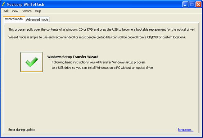 cara install windows 7 lewat flashdisk windows 7 transfer wizard
