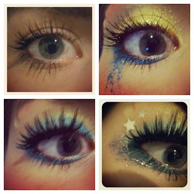 KatSick starry eyed collection