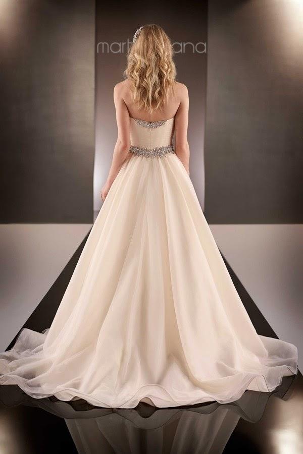 Martina Liana wedding Dresses 2015 Collection