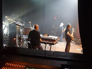 PFM live regia di palco
