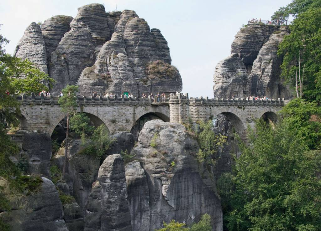 bastei bridge 1920x1080 - photo #22