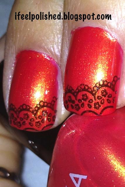Doily Nails