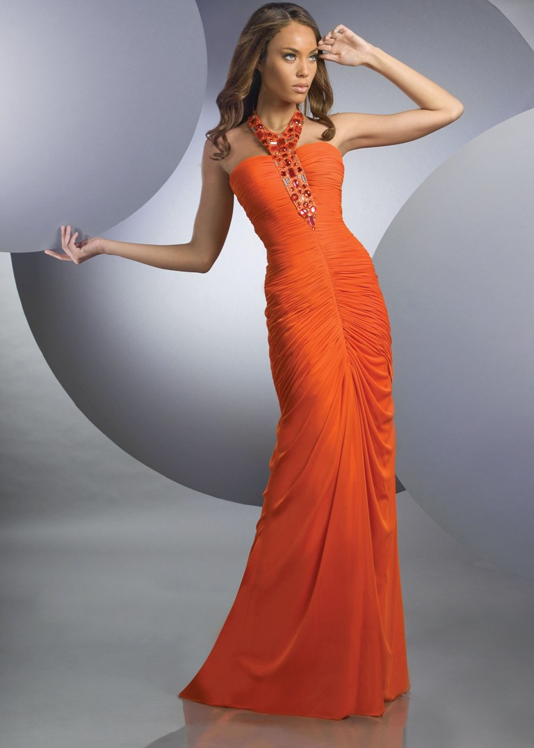 Awesome Women Best Evening Dress Collection 2013