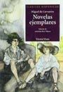 Enero: NOVELAS EJEMPLARES de Don Miguel de Cervantes