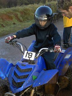 quad bikes, Centre Parcs
