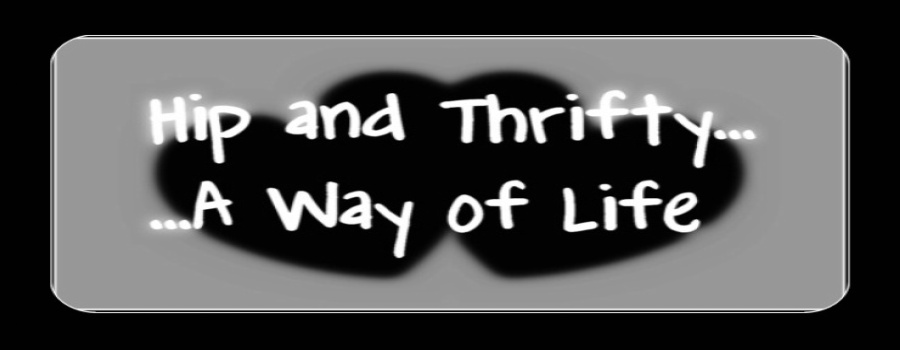 Hip and Thrifty - A Way of Life