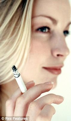 Celebrity Smoker Women Smoking