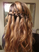 Waterfall Braid~ The Waterfall Braid is just so cool!