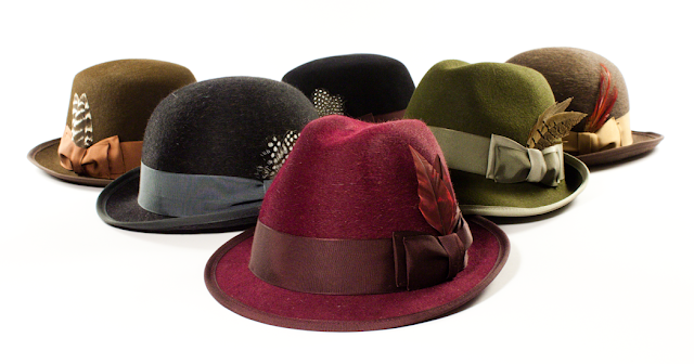 House of Nines Design Vintage Hats For Men and Women