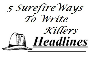 5 Ways To Write Headlines