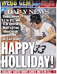 "At last, News uses ""Happy Holliday"" pun"