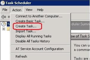 How to Schedule Powershell Script to run in Task Scheduler