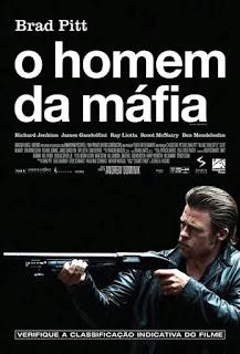 """Poster do """"O Homem da Máfia"""""""