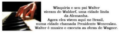 Walquiria e Walter