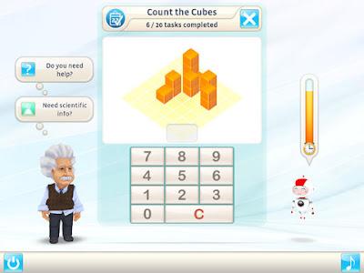 App Einstein Brain Trainer