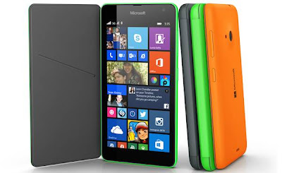Microsoft Branded First Smartphone Lumia 535 Launched