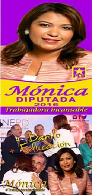MONICA LORENZO ¡DIPUTADA!