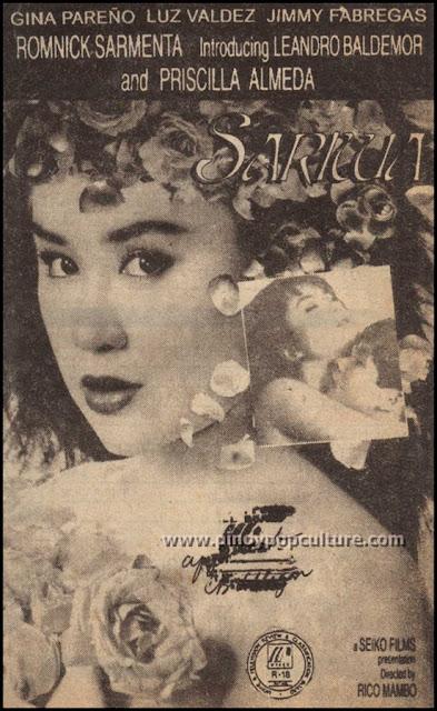 Priscilla Almeda, Seiko Films, TF movies, Sariwa