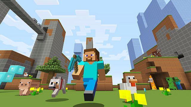 Minecraft es listado para Nintendo Wii U 1