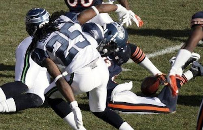 Johnny Knox injury