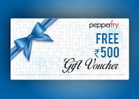 Get Free Pepperfry Rs 500 E Gift Voucher For SBI Card Users Via pepperfry : Buytoearn
