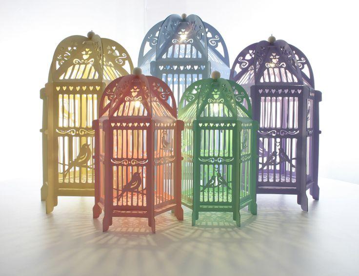 Bird Cage lanterns | The Hanging Lantern Company