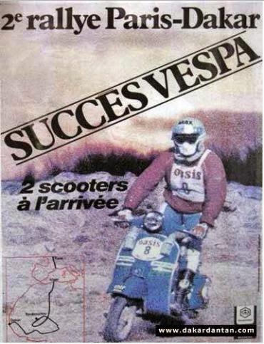 Vespa Paris Dakar 02