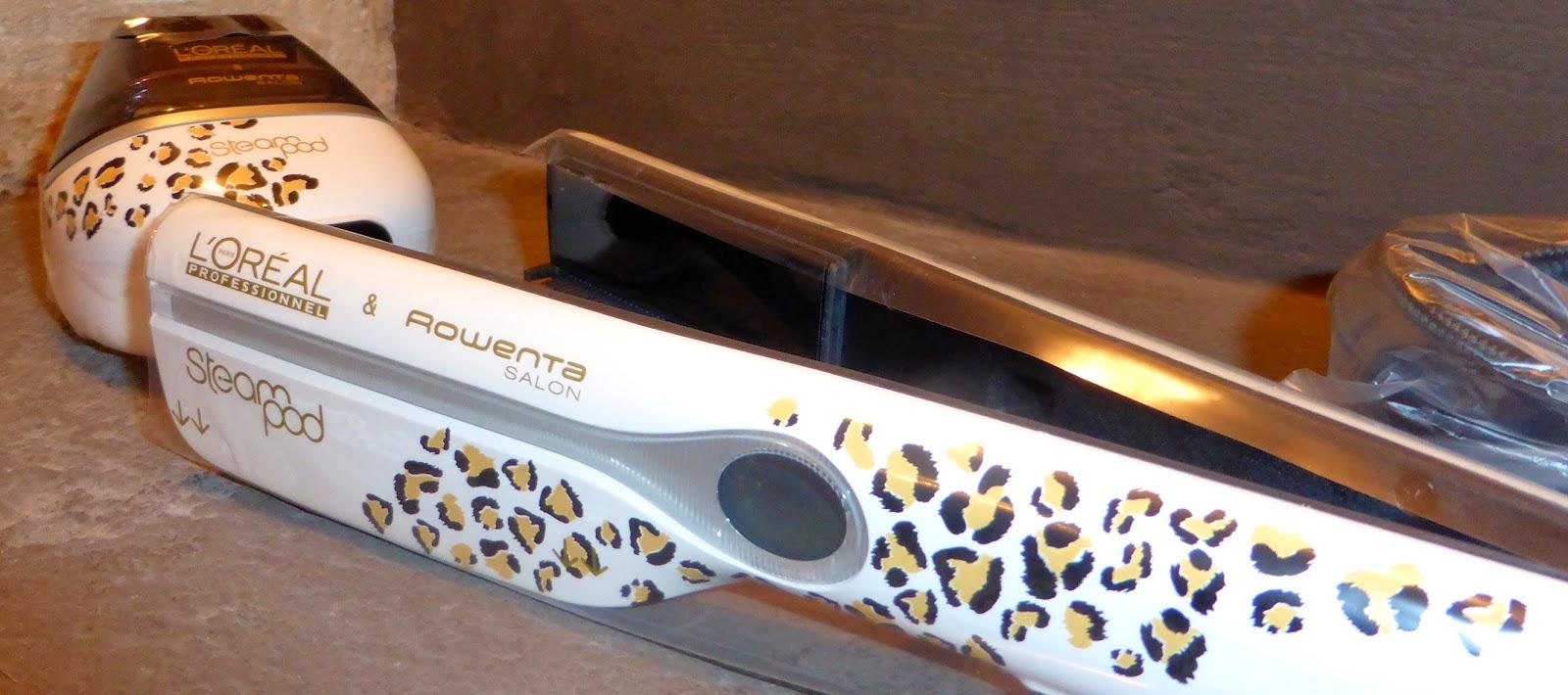 Le Steampod Safari version léopard, en série limitée au Studio 54.