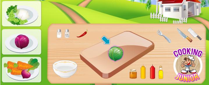 trò chơi nấu ăn online miễn phí dành cho bạn gái
