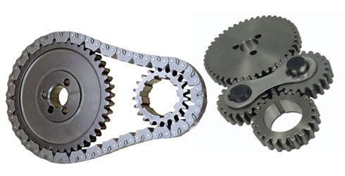 Overhead Valve - Timing Chain Gear