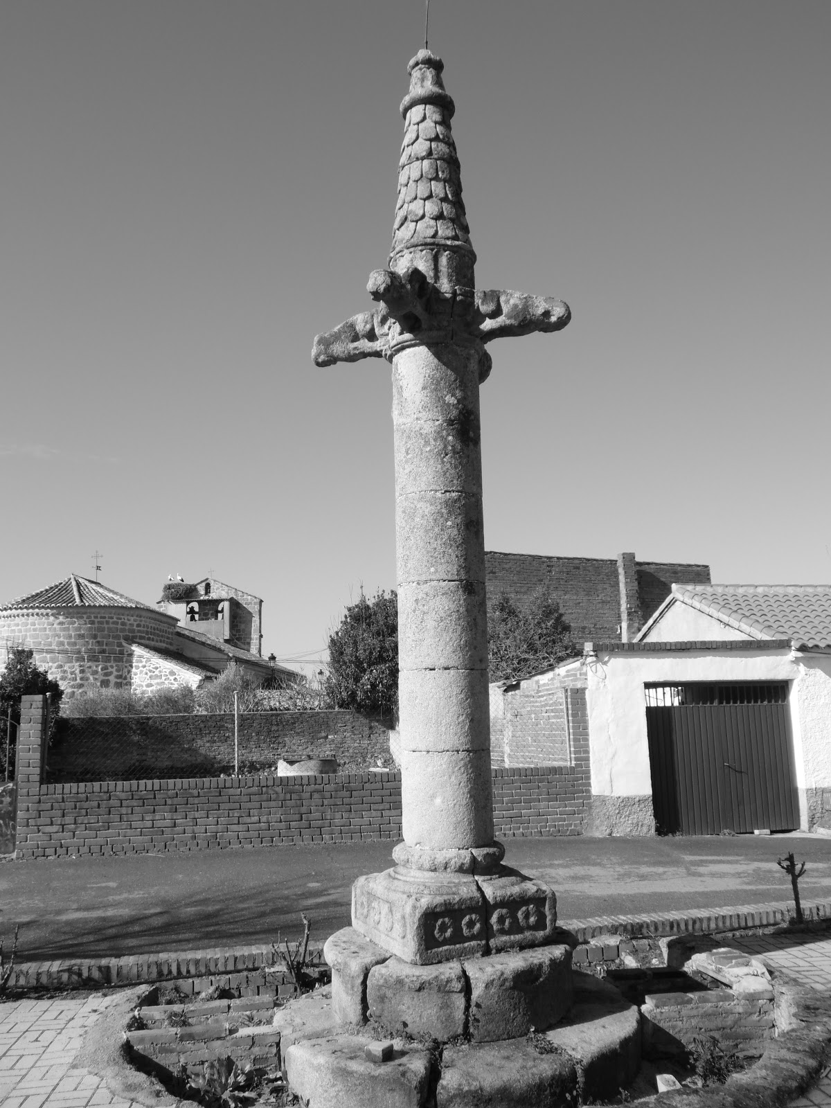 Tres Culturas Ruta Por La Sierra De San Vicente I