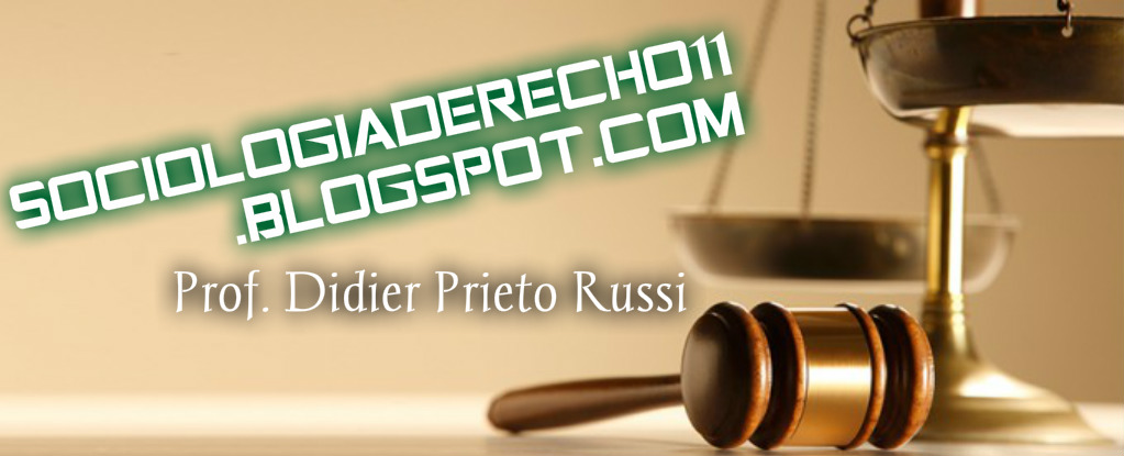 Ed. Social y Cívica - Sociología - Derecho