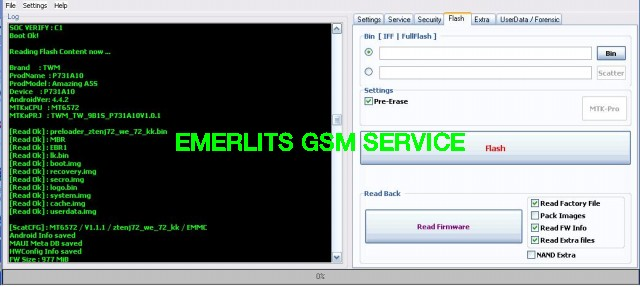 Amazing A5S Firmware ROM - Emerlits Gsm Service