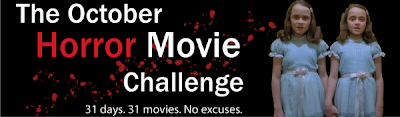 October Challenge Shining Banner