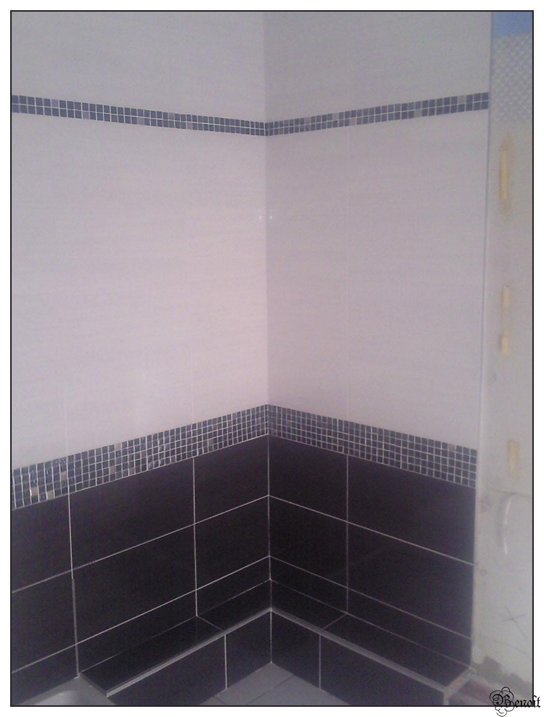 beno t carrelage salle d 39 eau. Black Bedroom Furniture Sets. Home Design Ideas